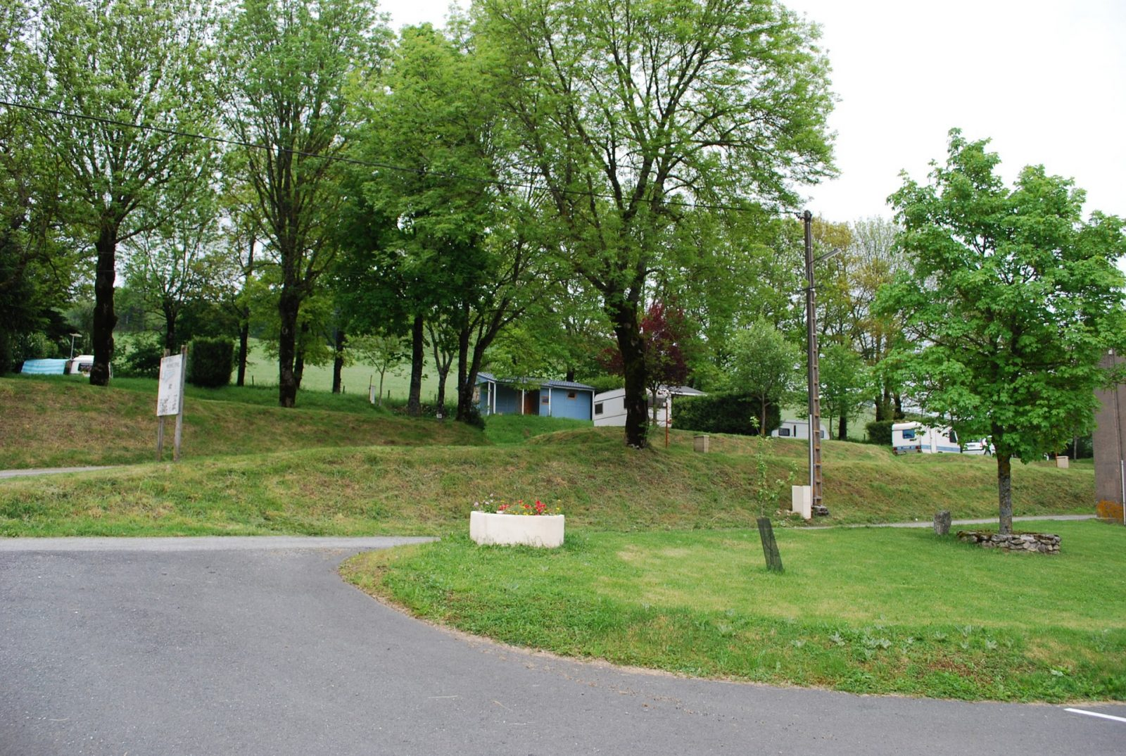 Camping Municipal Les Adrêts