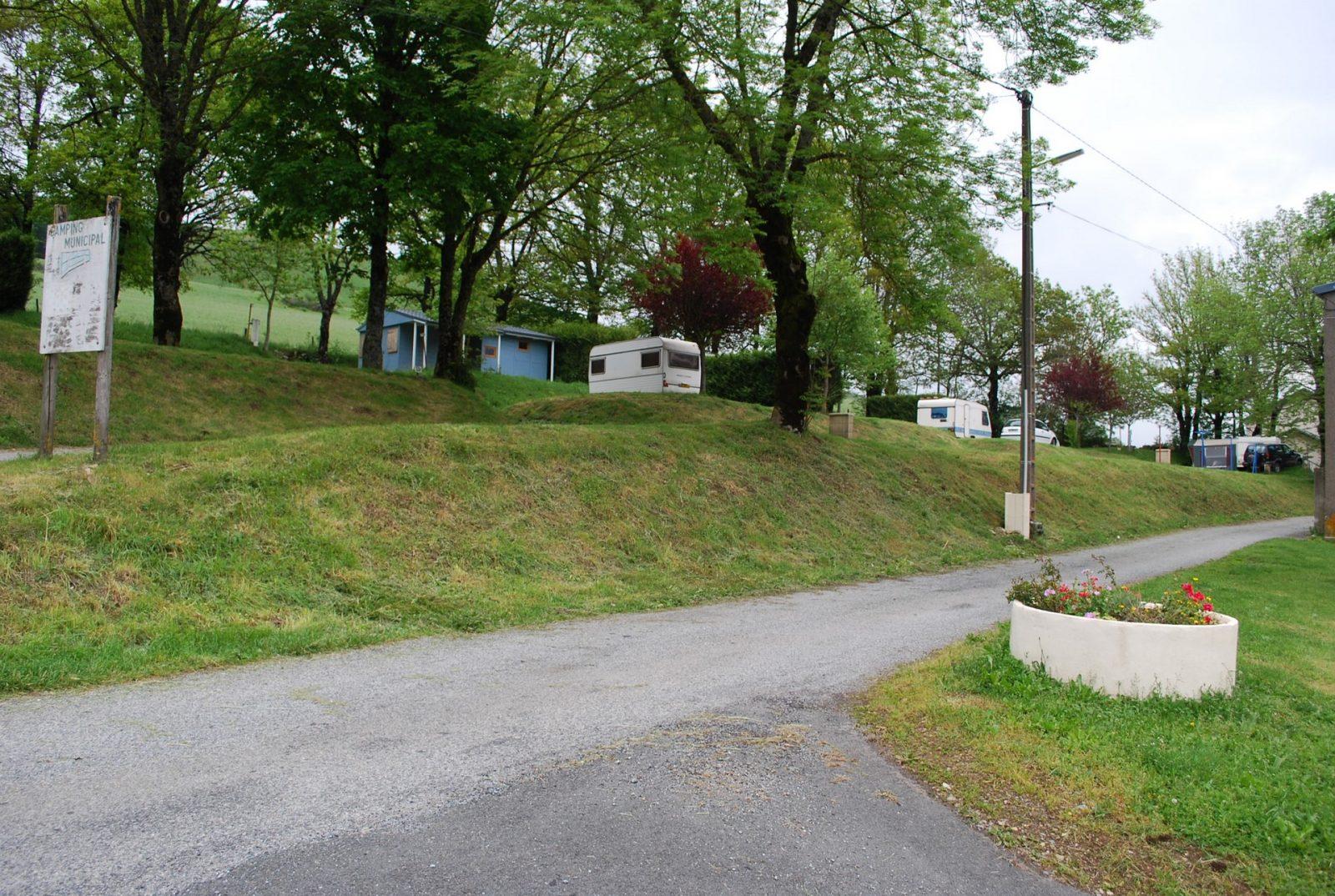 Camping Municipal Les Adrets