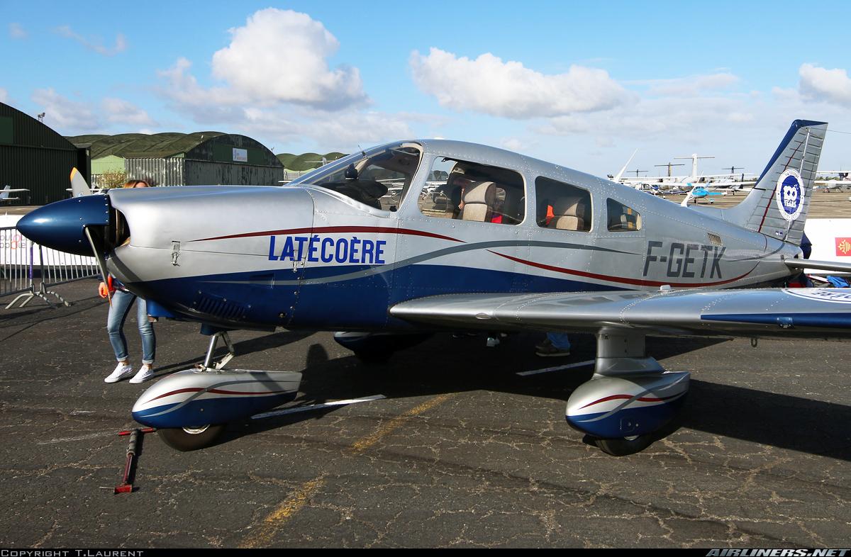 Le PA28 Archer II
