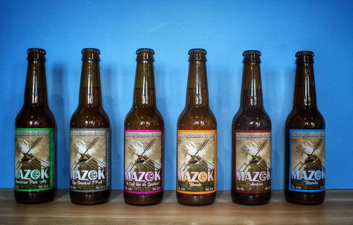 Bière Mazok