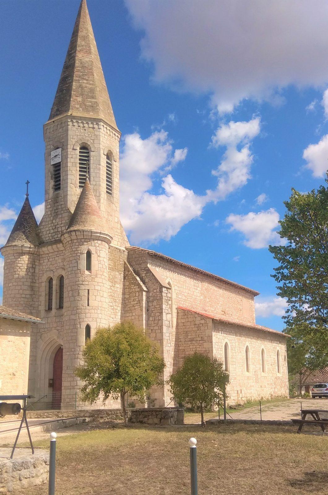 Église de Cestayrols