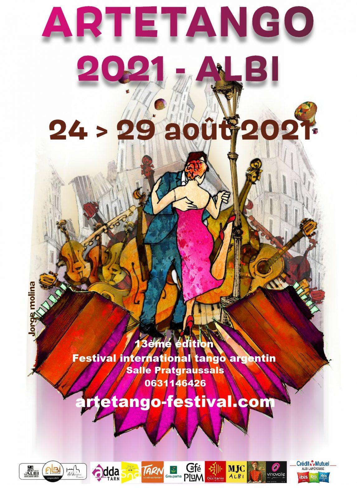 festival artetango albi 2021