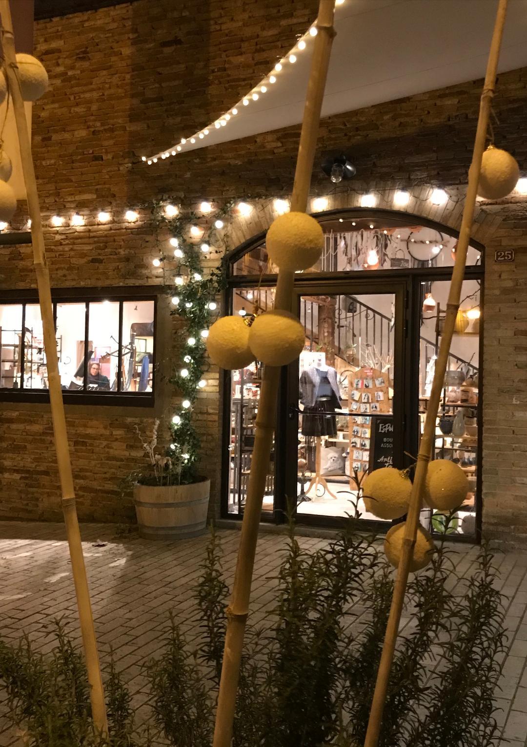 Boutique d'artisan EsPolitAquo Lisle sur Tarn