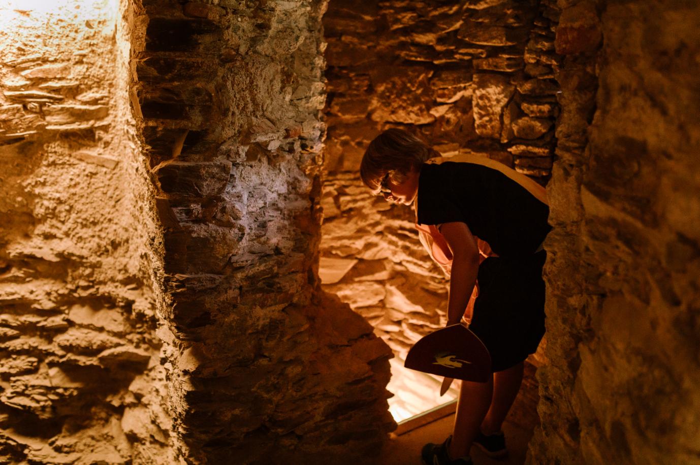 interieur château de Lacaze – Tarn