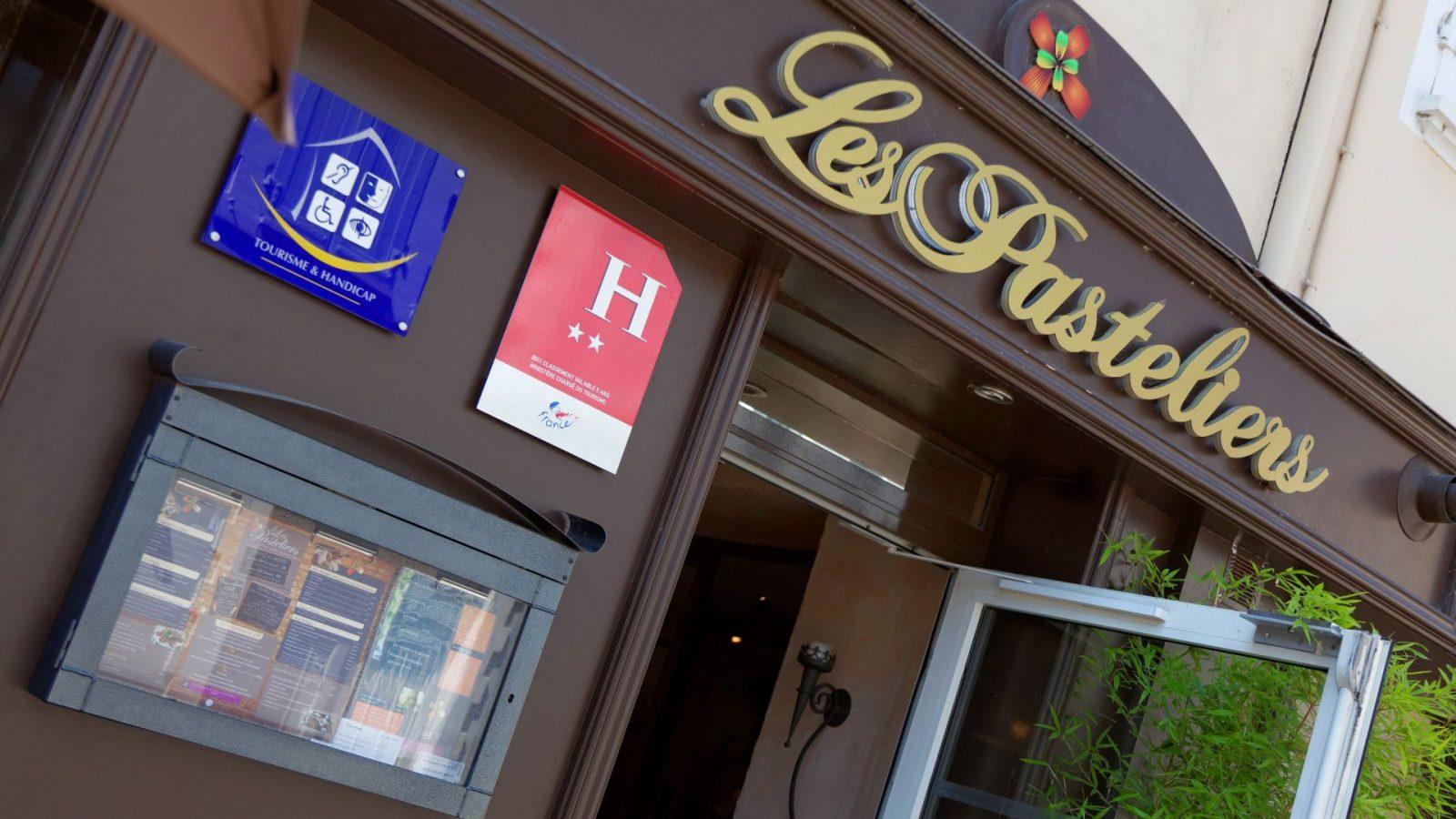 Hôtel-Restaurant Les Pasteliers