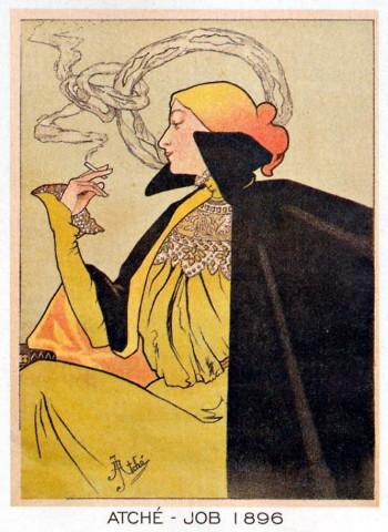 Affiche Job Jeanne Atché