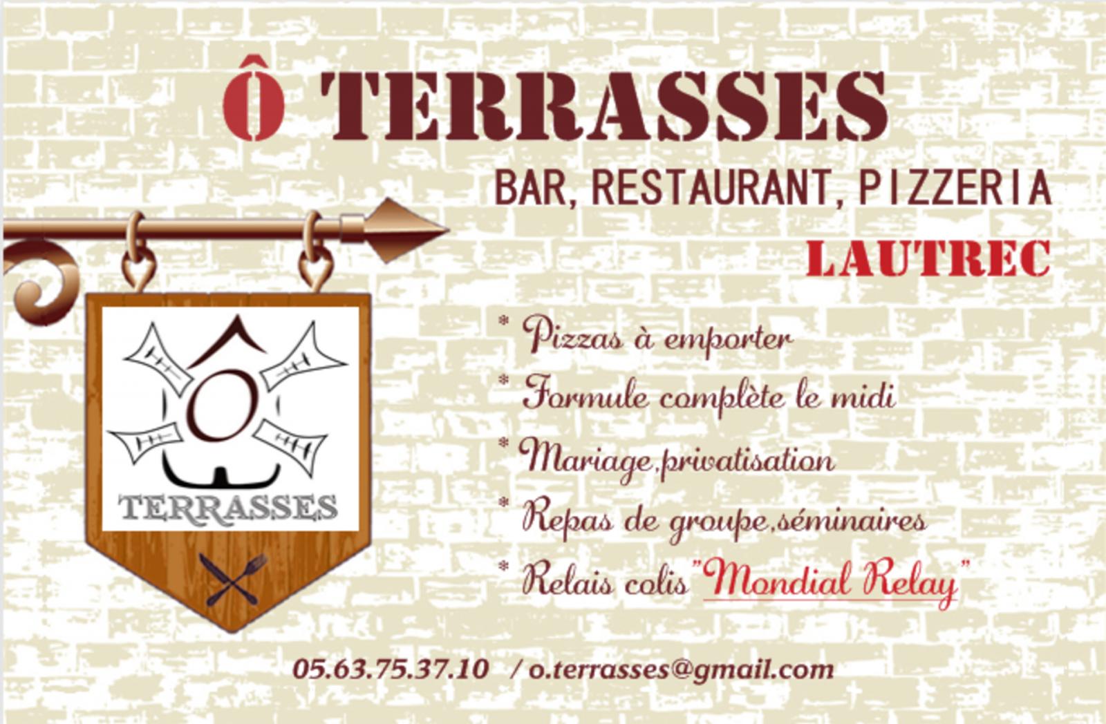 Ô Terrasses