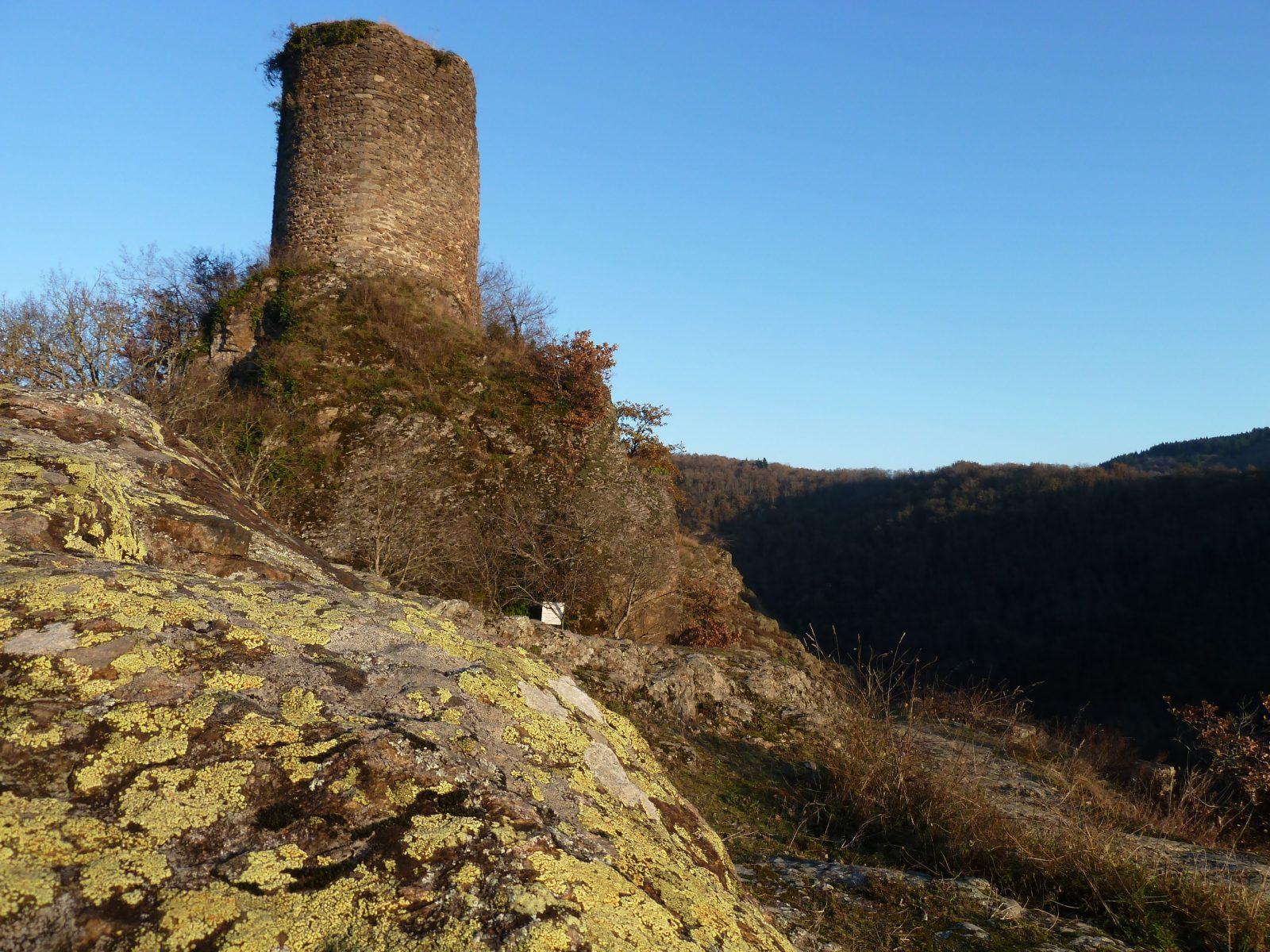 Ruine Thuriès