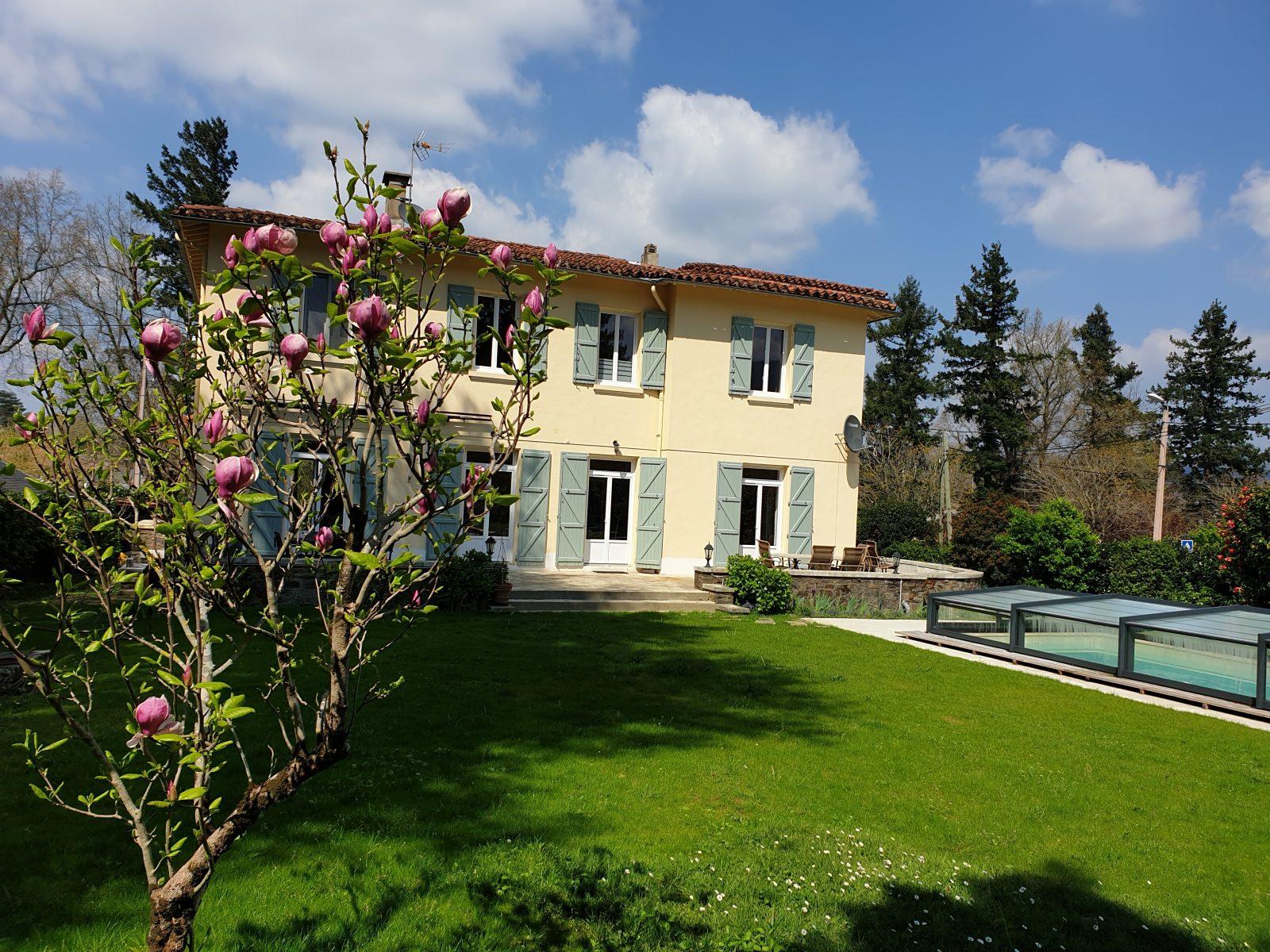 Villa-O-Parfum – Chambres d'Hôtes