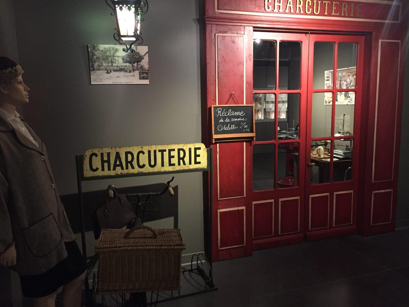 Musée de la fabrication du jambon de Lacaune
