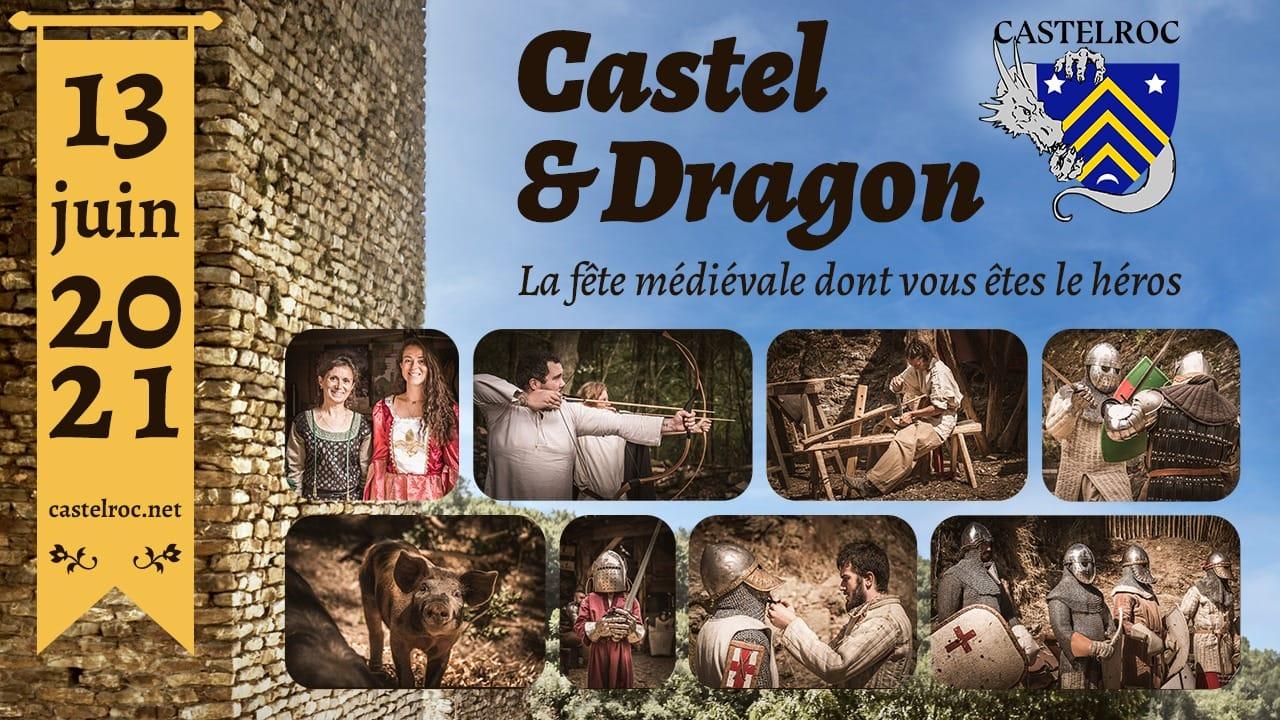 castel et dragon festival juin 2021