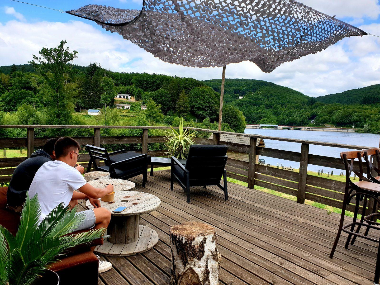 Lake Café Raviège