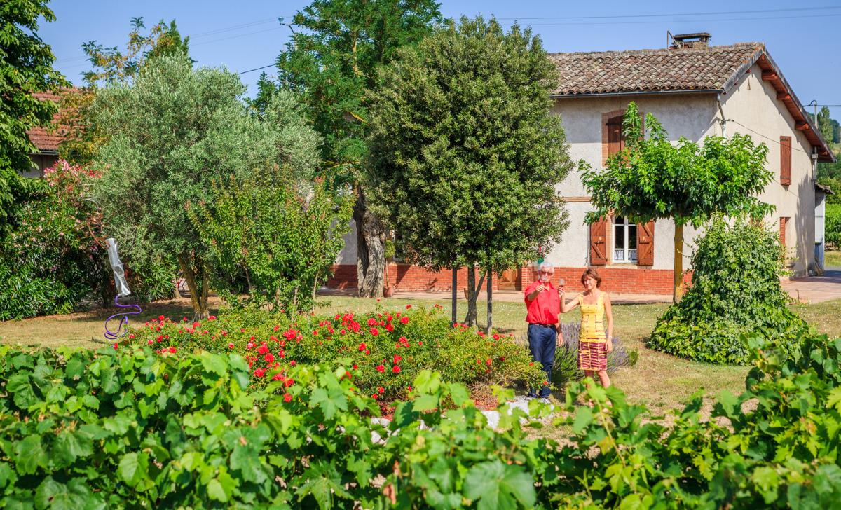 Pass Vigneron au Domaine Borie Vieille