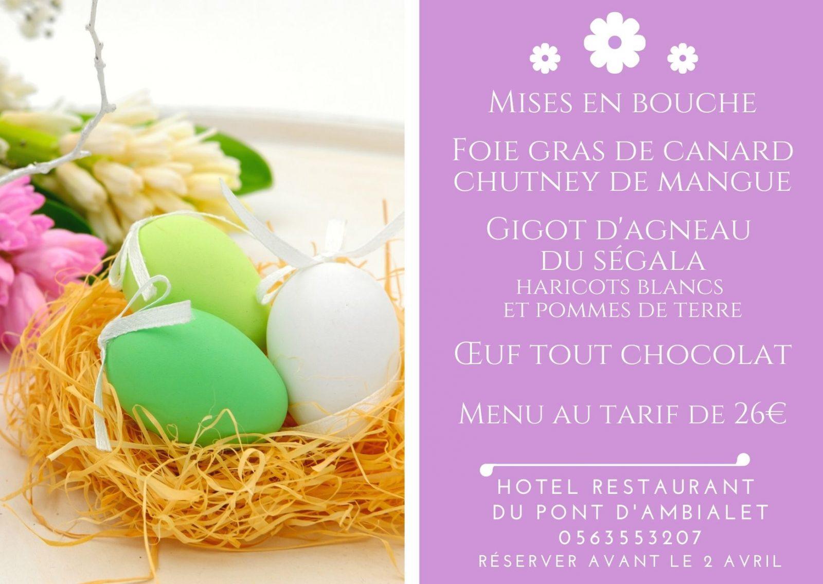 Restaurant de l'Hôtel du Pont
