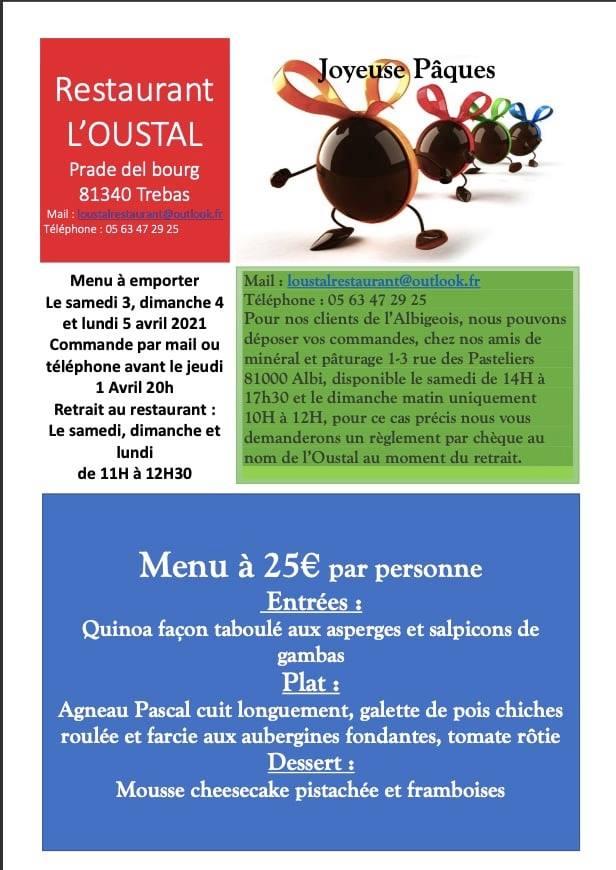 Restaurant L'Oustal