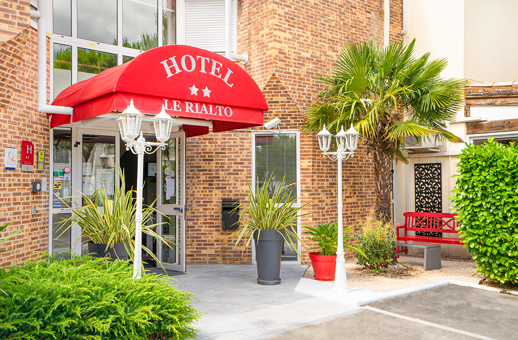 Hôtel Restaurant le Rialto