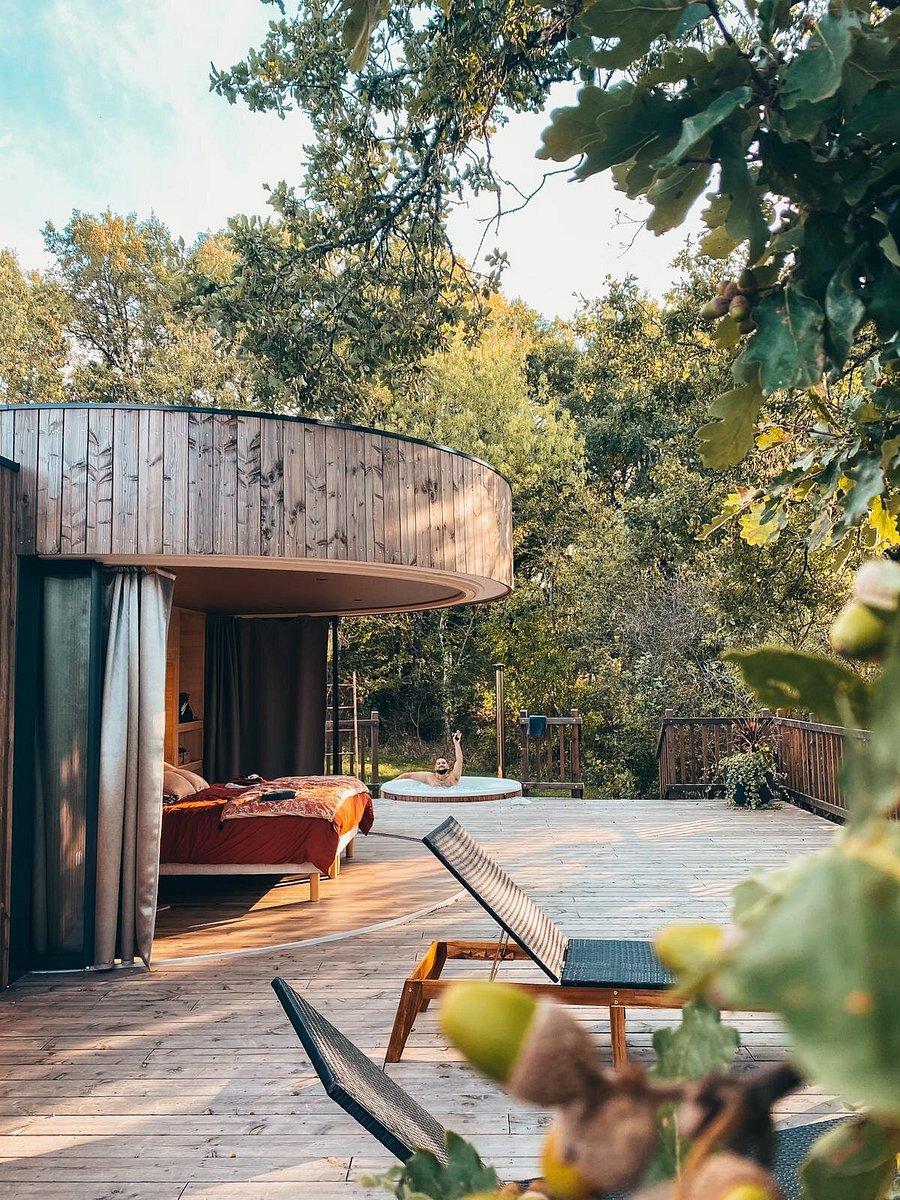 Les 2 cabanes – l'Insolite